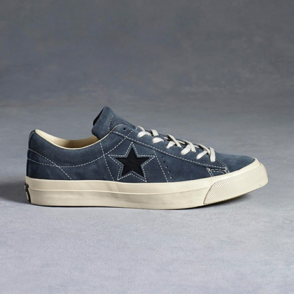 df41ea3bdb98 NWT Converse x John Varvatos One Star Suede Oxford
